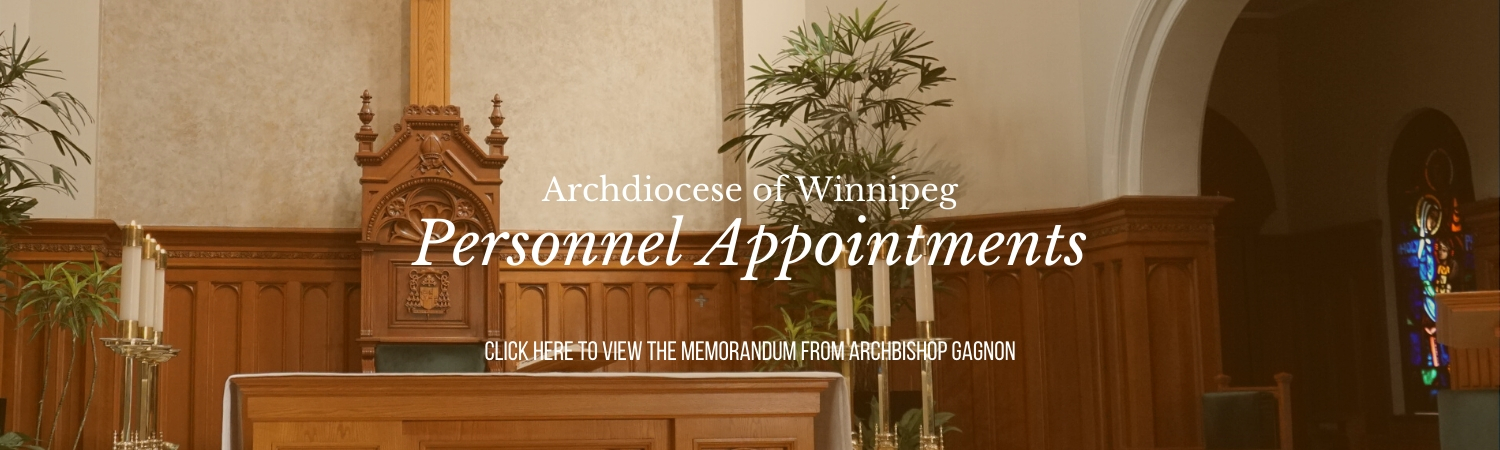 Archdiocese of Winnipeg
