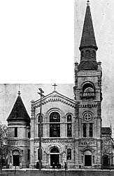 St. Mary's Cathedral, 1880