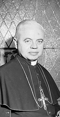Most Reverend Philip F. Pocock, D.D.