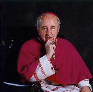 Most Reverend Leonard James Wall, S.T.D., D.D.